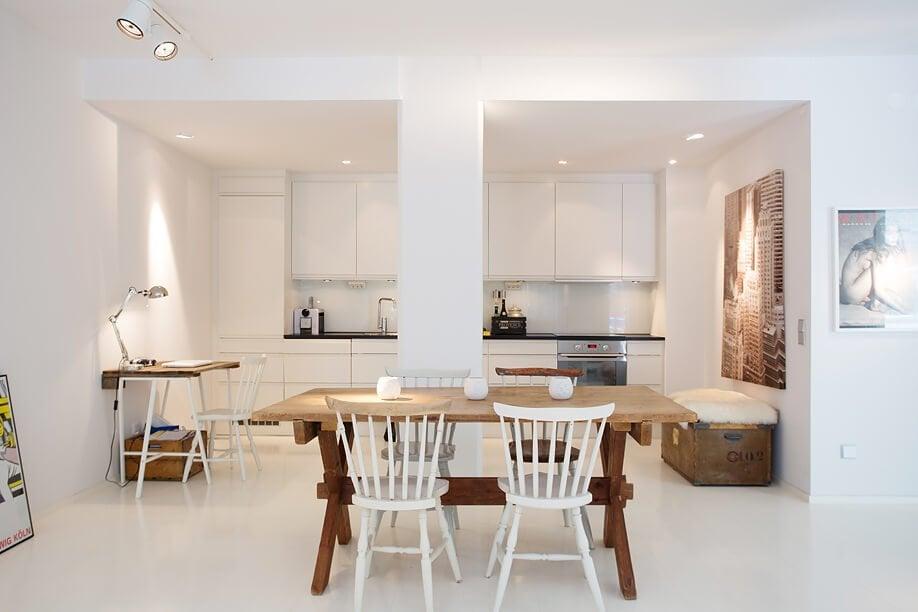 Amazing Scandinavian Kitchen Interior Design Ideas